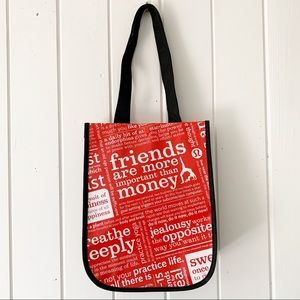 Lululemon Reusable Tote Bag